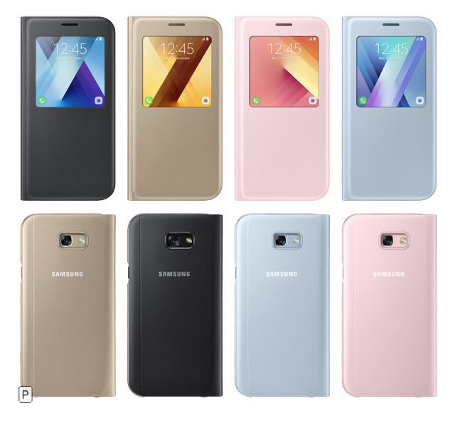 Дизайн А-серии Samsung и аксессуары, создающие настроение
