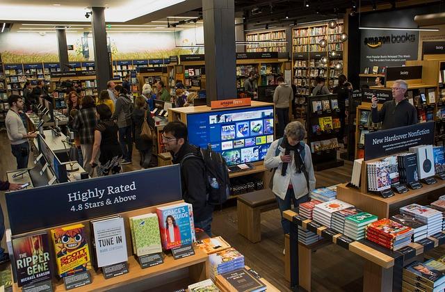 Патент Amazon: со смартфоном из магазина не выпустят