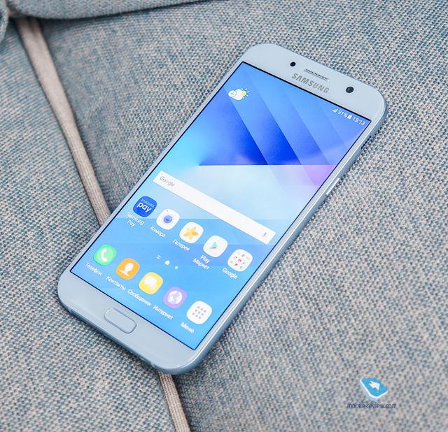 Семь недорогих смартфонов для Android Pay