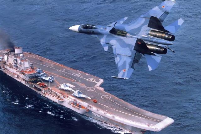 Статья выходного дня. Про авианосцы, или зачем нам нужен «Адмирал Кузнецов»