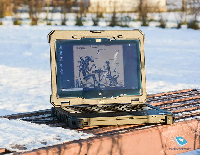 Обзор защищенного ноутбука Dell Latitude Rugged Extreme