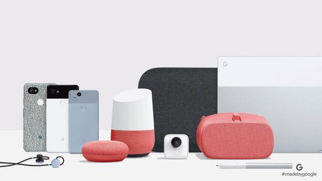 Презентация Google. новинки для умного дома и не только