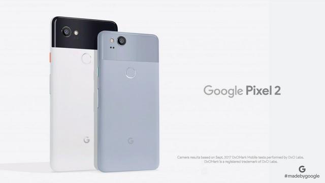 Флагманы от Google. Pixel 2 и Pixel 2 XL