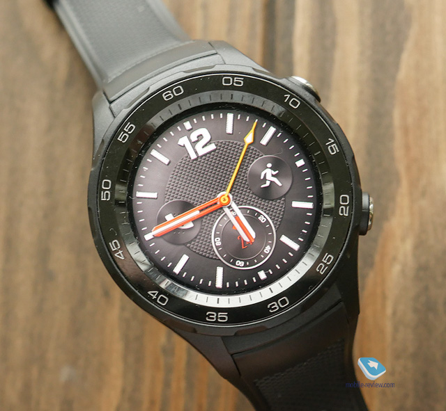 Обзор умных часов Huawei WATCH 2 Sport