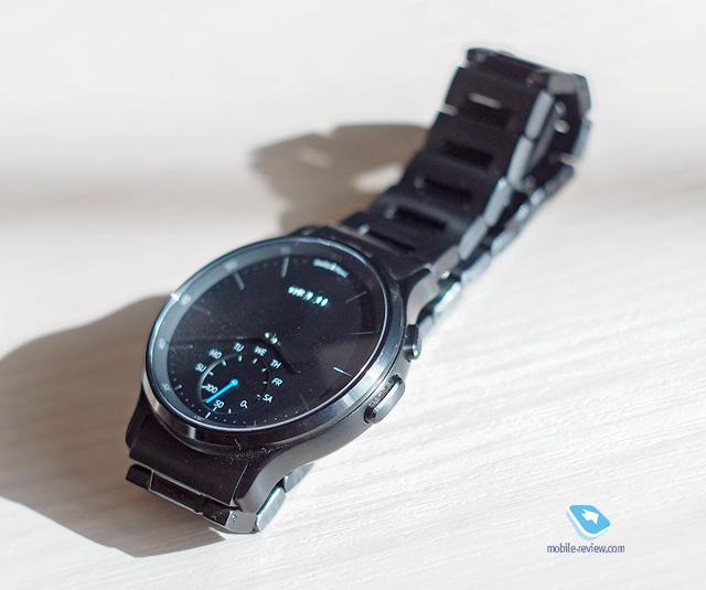 Обзор часов Meizu Smart Watch (MZWA1S)