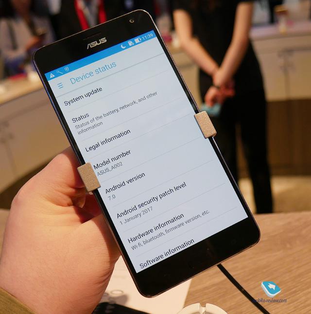 Mobile-review com Первый взгляд на Asus ZenFone AR