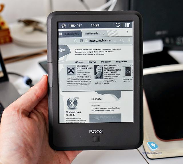 Обзор электронной книги Onyx Boox Darwin 3