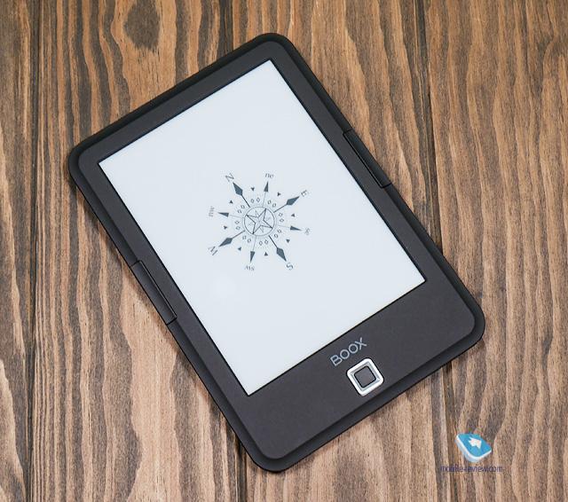 Обзор электронной книги ONYX BOOX James Cook