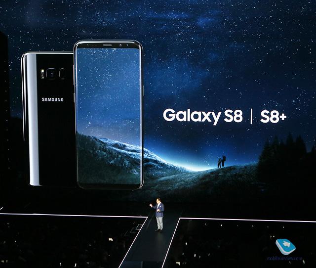 Samsung galaxy s8 презентация вебкам студия владимирская спб