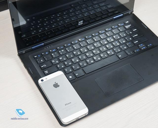Обзор ноутбука-трансформера Prestigio Visconte Ecliptica