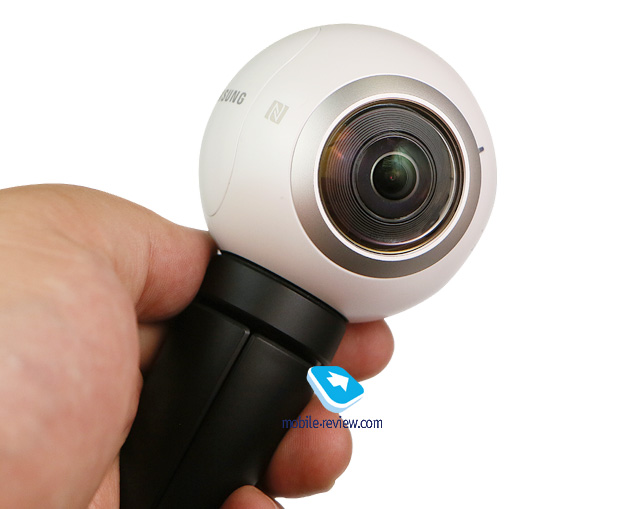 Обзор панорамной камеры Samsung Gear 360