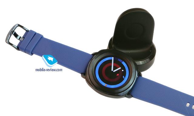 Обзор умных часов Gear Sport (SM-R600)