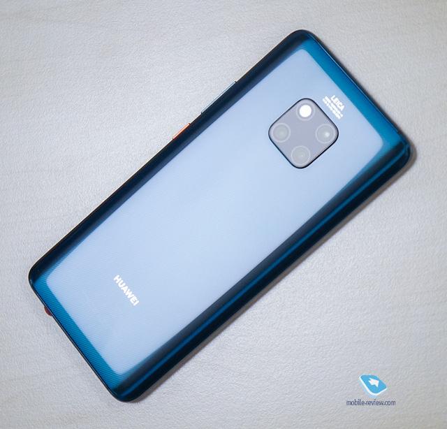 Десять причин не покупать Huawei Mate20Pro