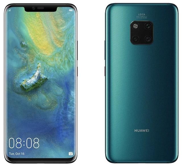 Десять причин купить Huawei Mate 20 Pro