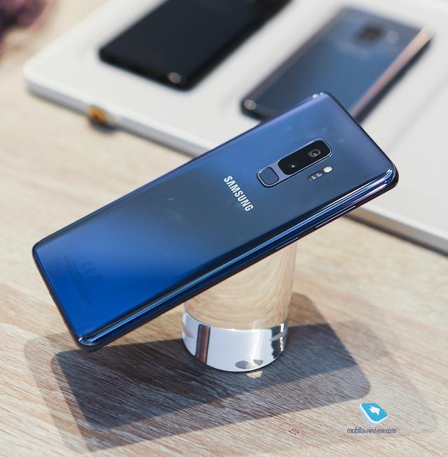 Десять причин не покупать Samsung Galaxy S9/S9+