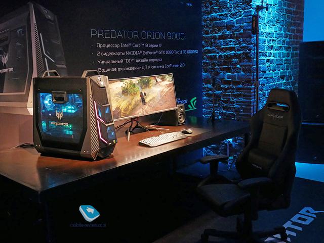 Acer Predator Orion 9000. Первый взгляд