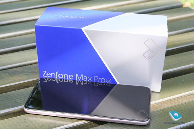 Можно лучше? Да, обзор ASUS Zenfone MAX Pro (M1)