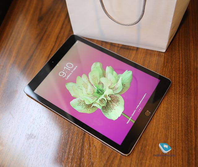 Обзор планшета Apple iPad 9.7 (6-е поколение, 2018 год)