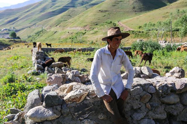 Бирюльки №496. Великий шелковый путь в Таджикистане, мобильная связь и другие заметки