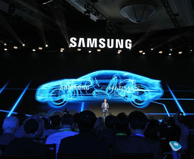 CES 2018. День второй. Стратегия Samsung по созданию новой экосистемы устройств