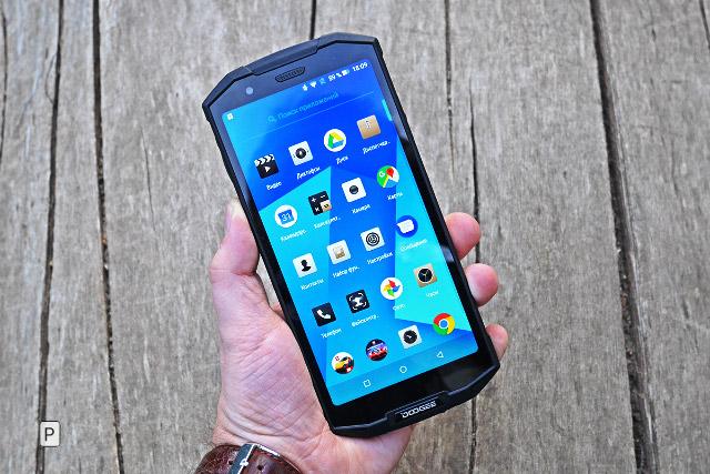 Обзор Doogee S70: первый и единственный в мире защищенный геймерский смартфон