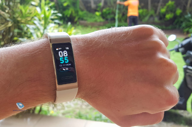 Huawei Band 3 Pro: как правильно спать?
