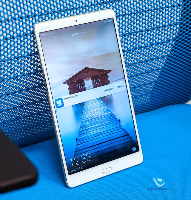 "Первый взгляд на планшеты Huawei MediaPad M5 8.4"", 10.8"" и 10.8"" Pro"