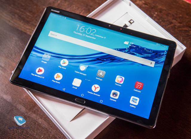 Обзор планшета Huawei MediaPad M5 lite 10