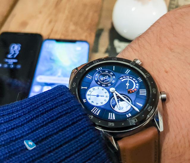 Обзор умных часов Huawei Watch GT (FTN-B19)