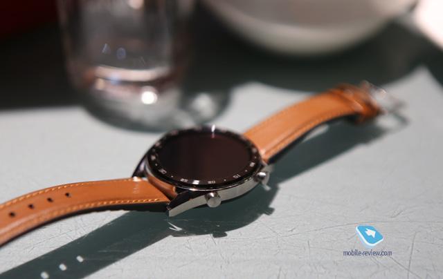 Mobile-review.com Обзор умных часов Huawei Watch GT (FTN-B19) ee9b3c643a625