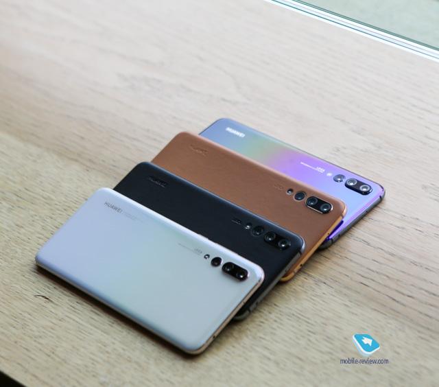 IFA 2018. Huawei – конкурент Snapdragon 855, новые P20 Pro, Locator и другие новинки
