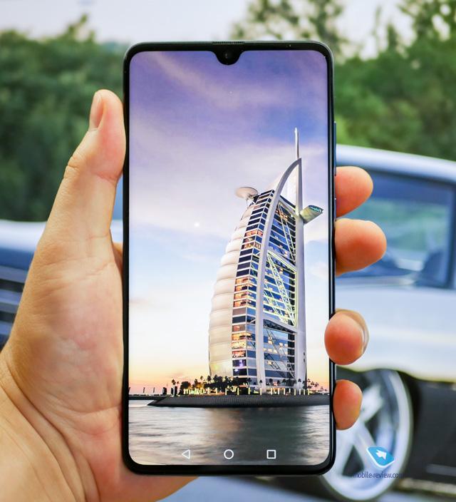 Опыт использования Huawei Mate 20