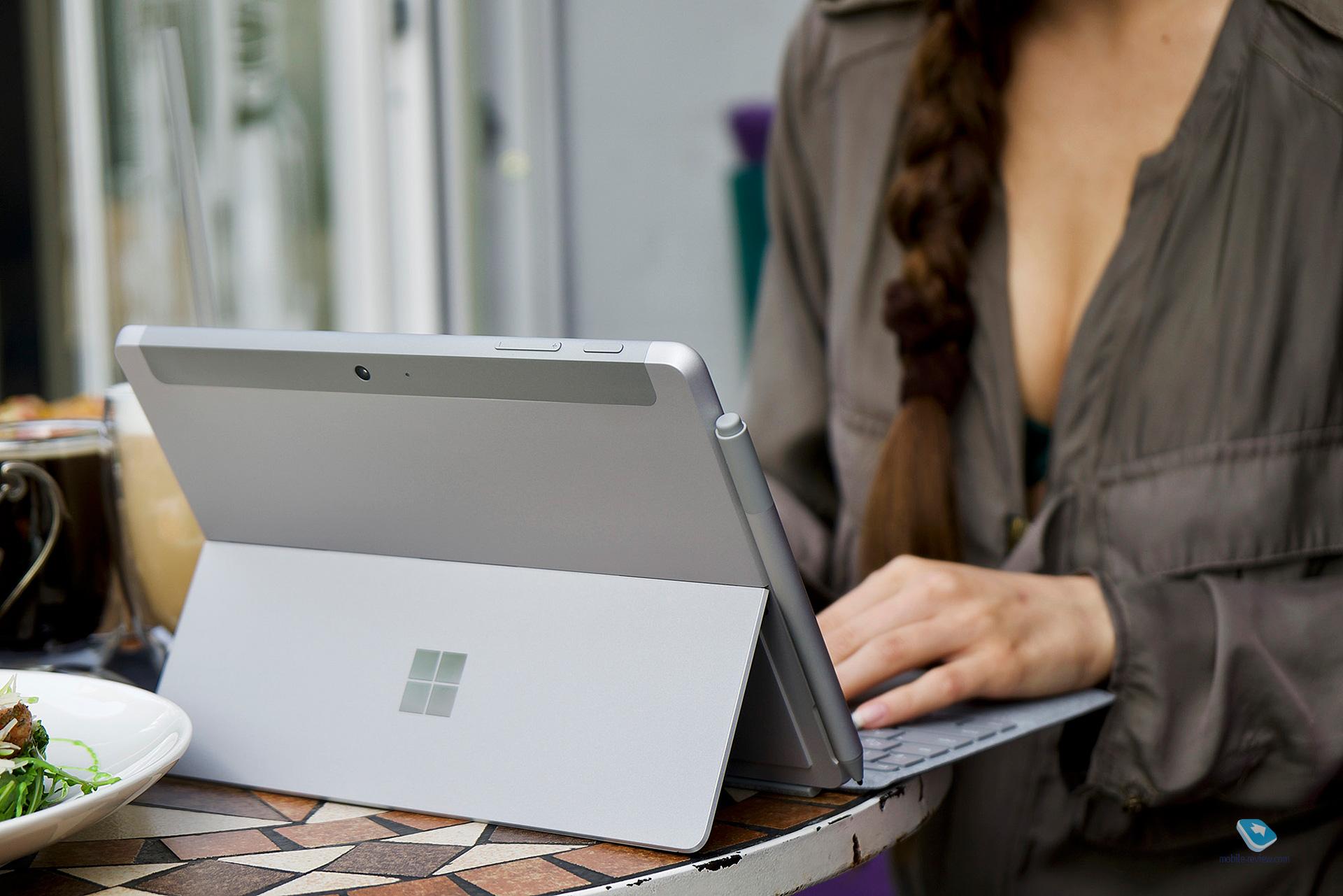 Mobile-review com Обзор Windows-планшета или компьютера два