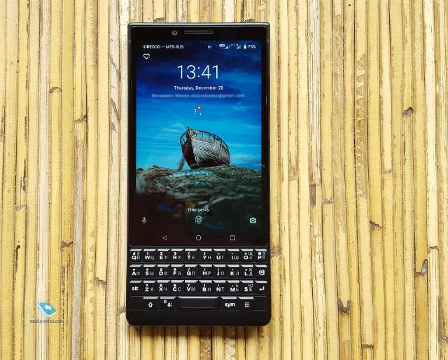 Смесь: всё о BlackBerry