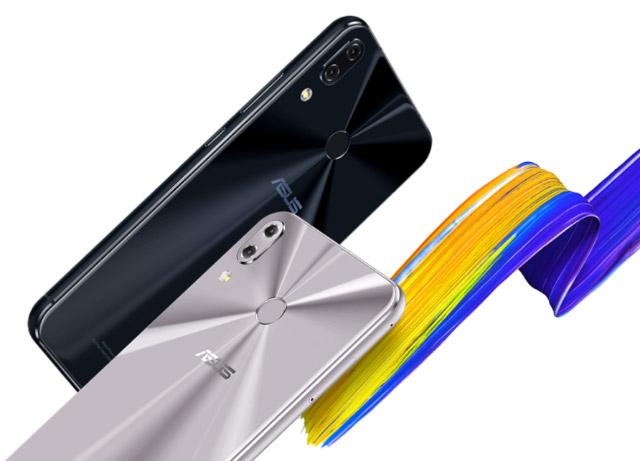MWC 2018. Asus Zenfone 5/5z и 5 Lite