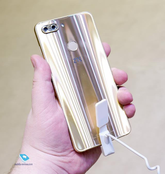 Mobile-review com Обзор смартфона ZTE Blade V9