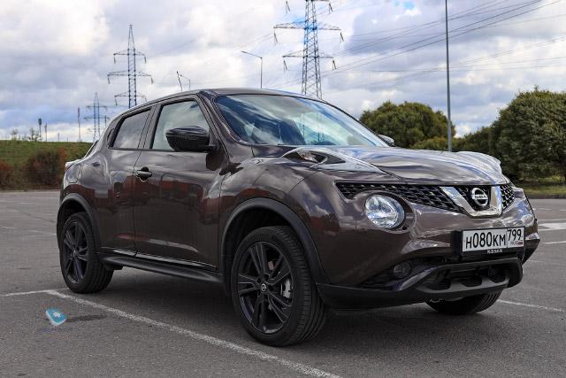 Мужественность и Nissan Juke 2018 года