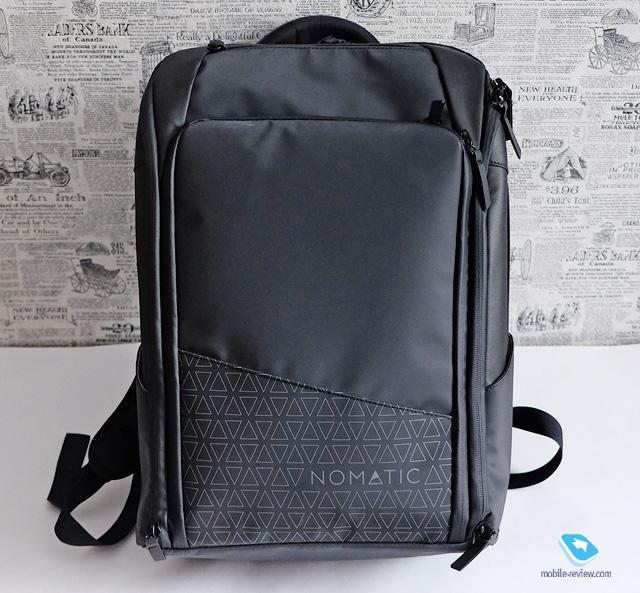 Статья выходного дня: рюкзак Nomatic Travel Pack