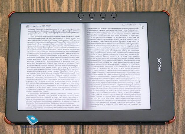 Обзор электронной книги ONYX BOOX Chronos
