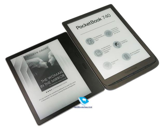 Mobile-review com Обзор электронной книги-флагмана
