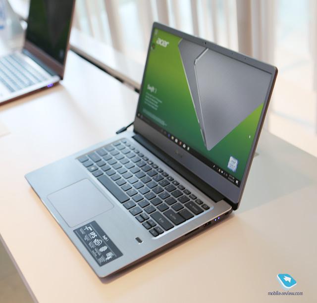 Приключения Acer в Нью-Йорке, россыпь игровых устройств и будущее компании