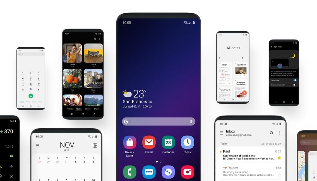 b5dceab6a1c2e Смартфоны Samsung в 2019 году - линейка A/M и раскладушка с бесконечным  экраном ...