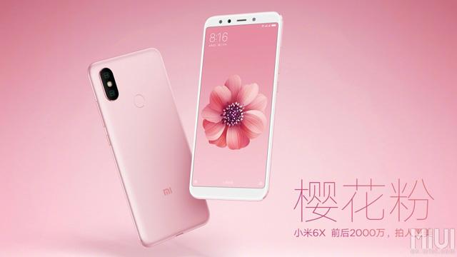 Презентация Xiaomi Mi 6x / Mi A2