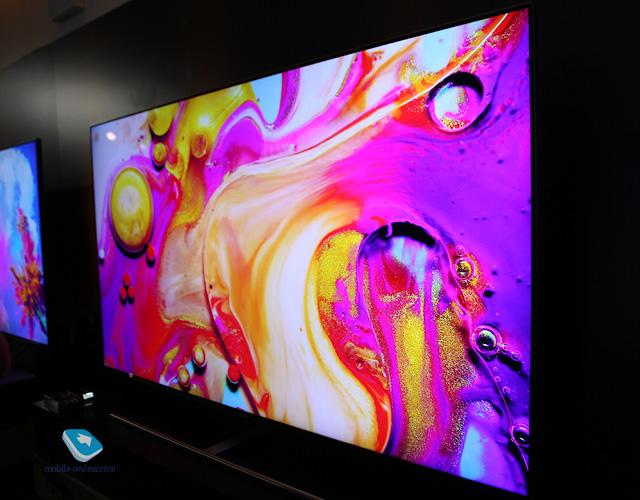 Новая линейка телевизоров Samsung 2018 года c QLED-экранами