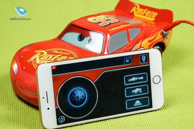 Обзор роботов Sphero Lightning McQueen и BB-9E