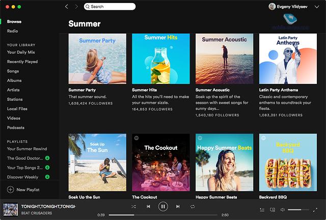 За что я люблю Spotify