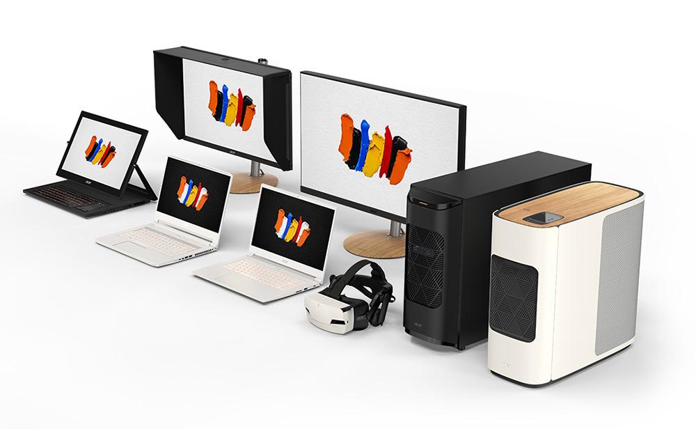 ConceptD — новый саббренд от Acer