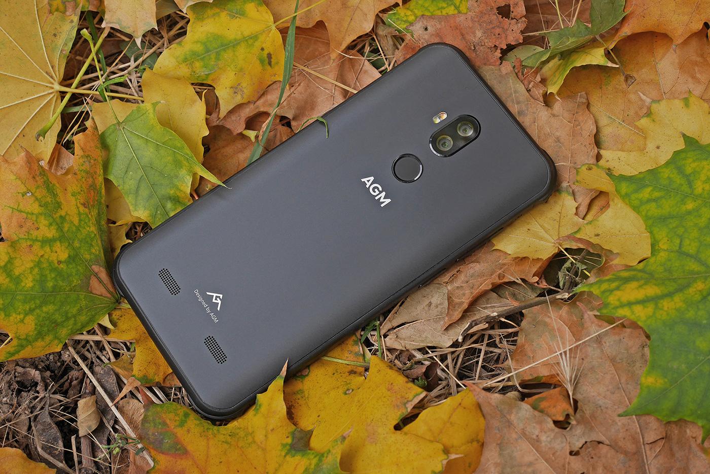 Обзор AGM X3 – военного защищенного смартфона на Qualcomm Snapdragon 845