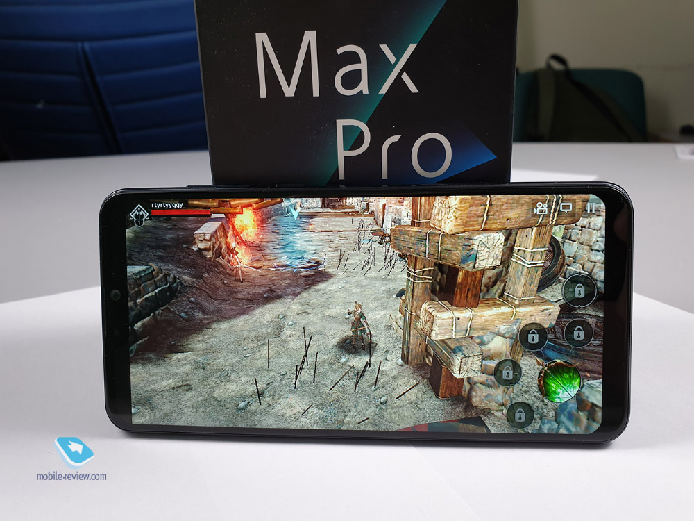 Хит на бис? Новый ASUS Zenfone Max Pro (M2)