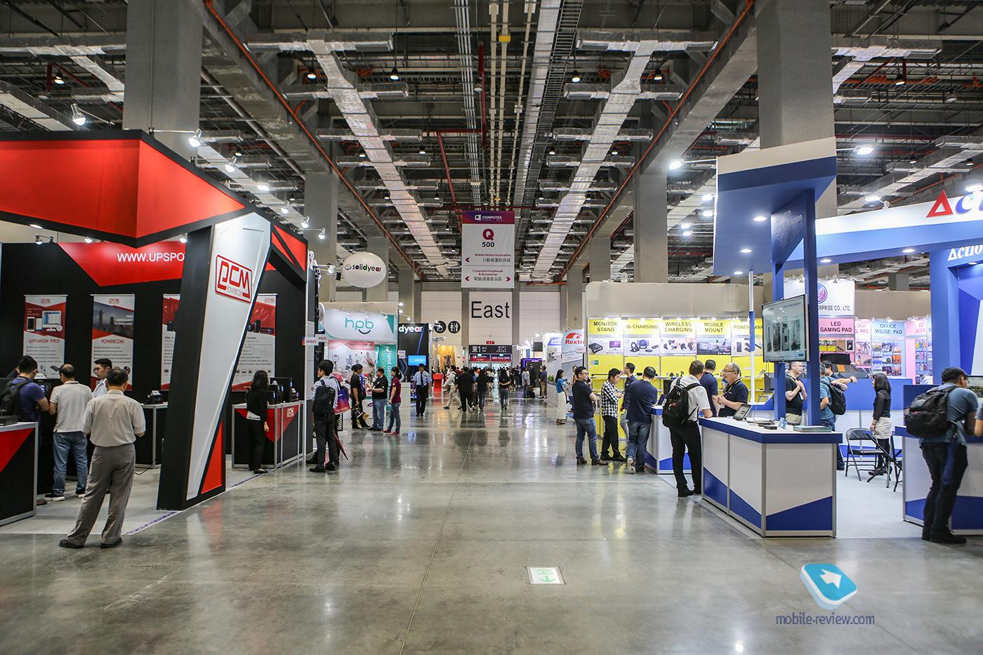Выставка достижений Тайваня и Китая на Computex'2019